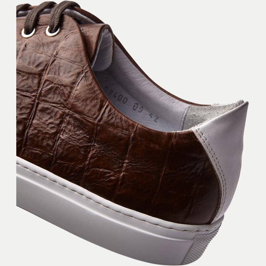 98400 - Sneaker - Sko - COGNAC - 5