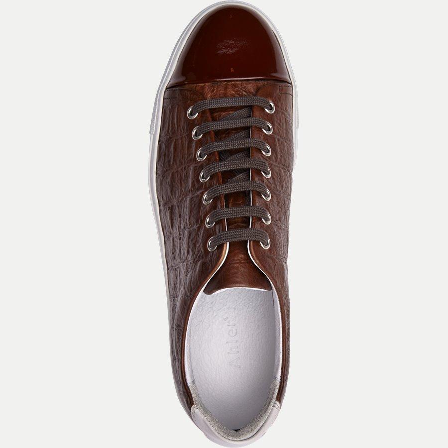 98400 - Sneaker - Sko - COGNAC - 8