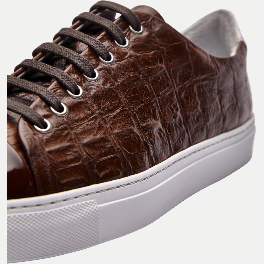 98400 - Sneaker - Sko - COGNAC - 10