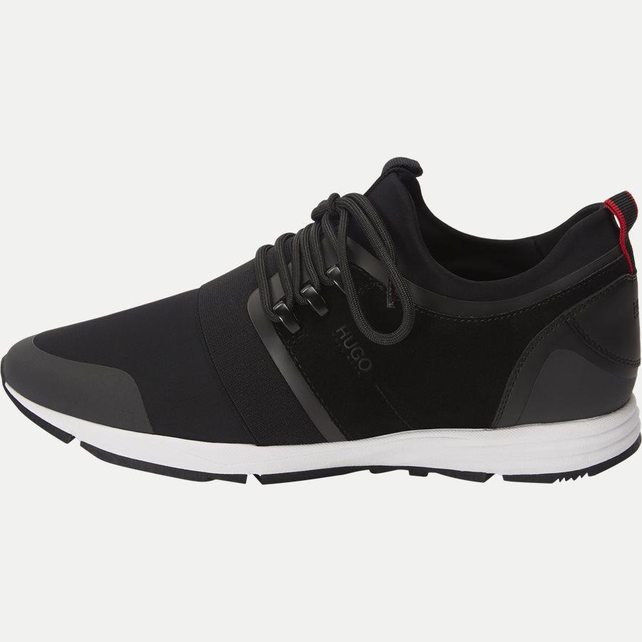 50383765 HYBRID - Hybrid Sneakers - Sko - SORT - 1