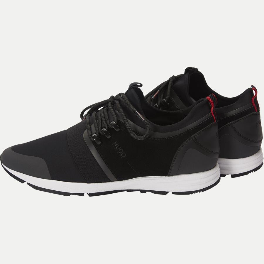50383765 HYBRID - Hybrid Sneakers - Sko - SORT - 3