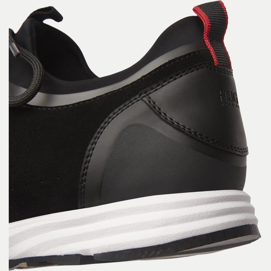 50383765 HYBRID - Hybrid Sneakers - Sko - SORT - 5