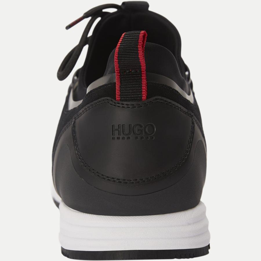 50383765 HYBRID - Hybrid Sneakers - Sko - SORT - 7