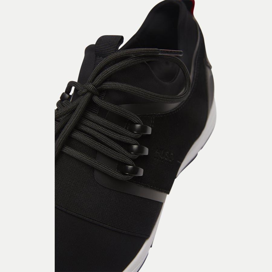 50383765 HYBRID - Hybrid Sneakers - Sko - SORT - 10