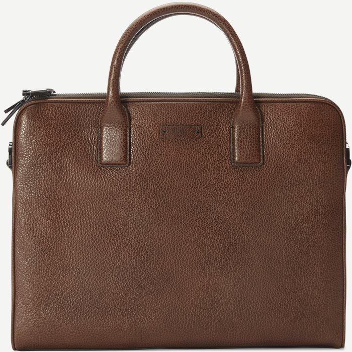 Traveller Bag - Tasker - Brun