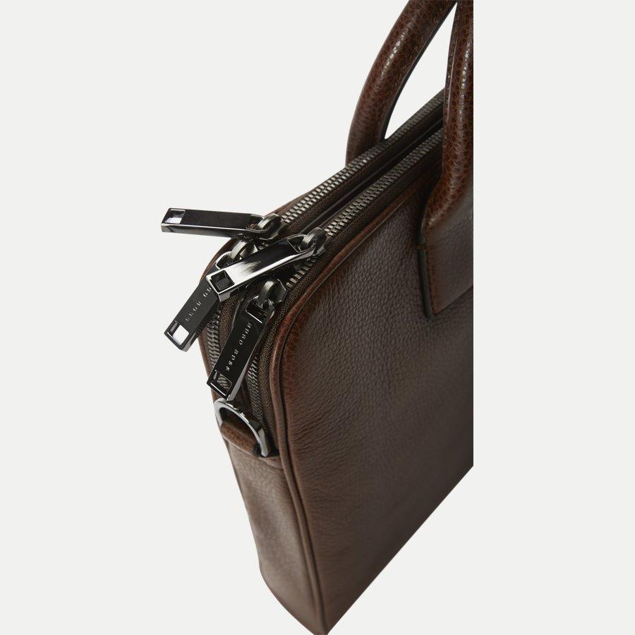 50385915 TRAVELLER - Traveller Bag - Tasker - BRUN - 3
