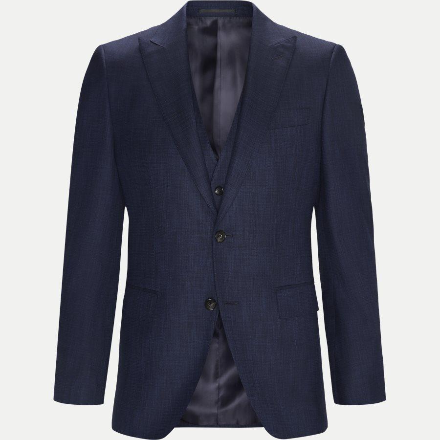 50384749 JORDAN/LESLEY - Tailored Jordan/Lesley Habit Med Vest - Habitter - Regular - BLÅ - 2