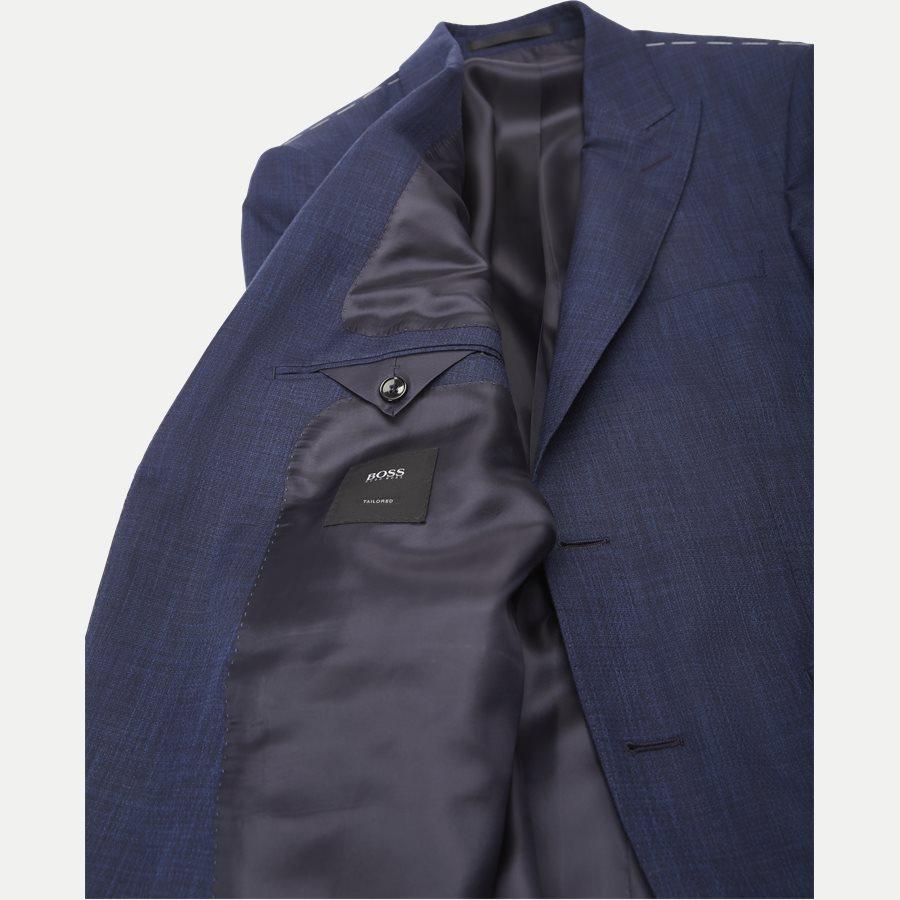 50384749 JORDAN/LESLEY - Tailored Jordan/Lesley Habit Med Vest - Habitter - Regular - BLÅ - 10