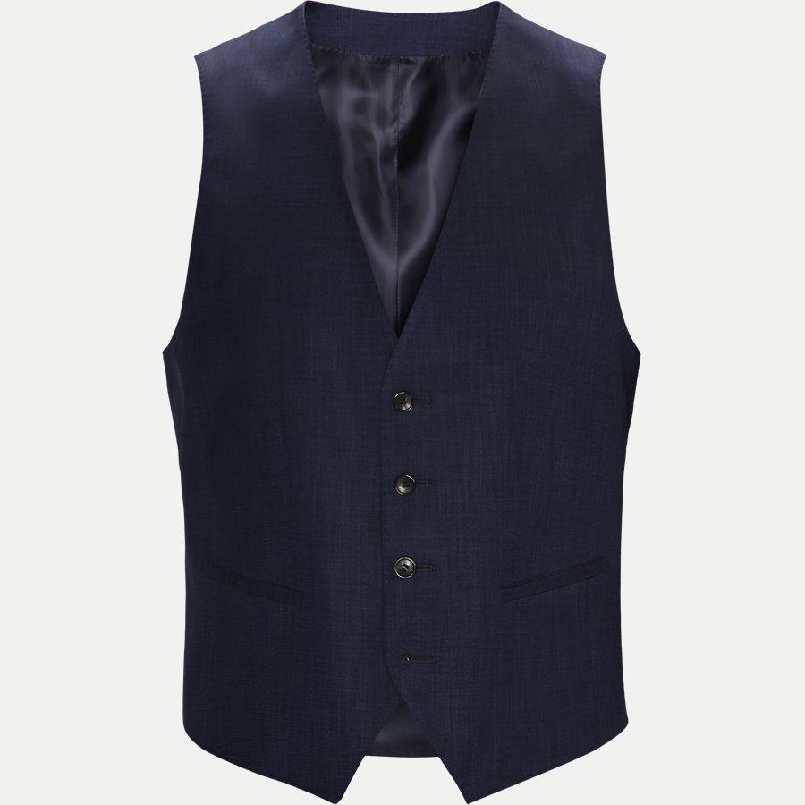 50384749 JORDAN/LESLEY - Tailored Jordan/Lesley Habit Med Vest - Habitter - Regular - BLÅ - 11