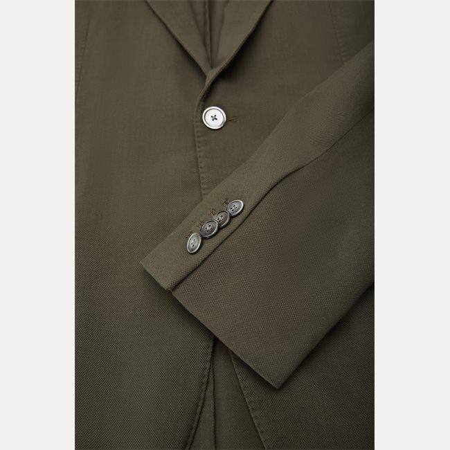 Hanry Unconstructed blazer