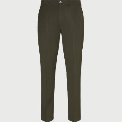 Barlow Suiting Pants Slim | Barlow Suiting Pants | Army
