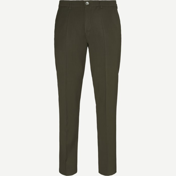 Barlow Suiting Pants - Bukser - Slim - Army