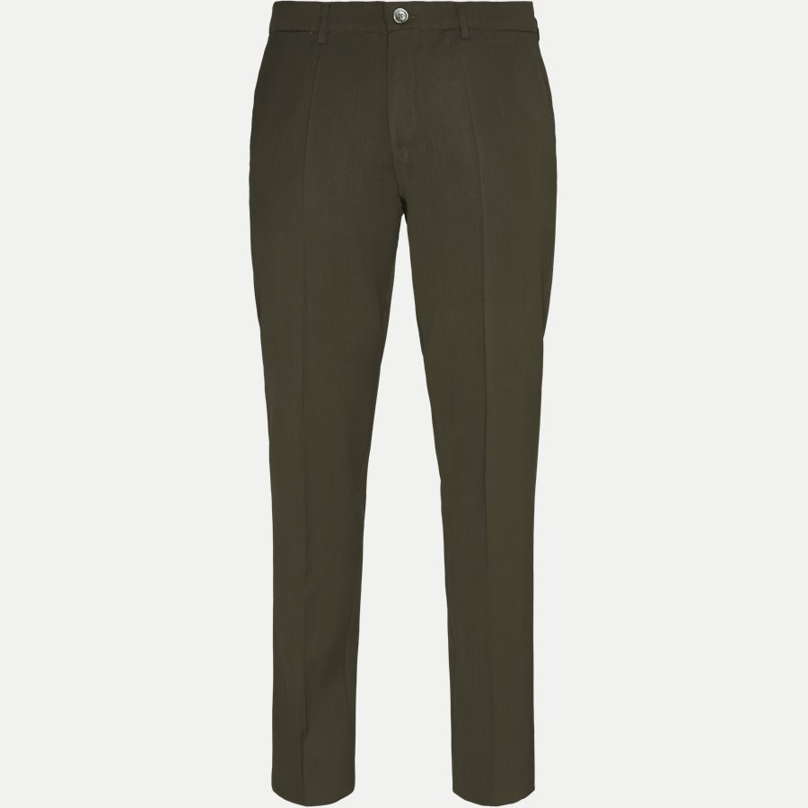 50385153 BARLOW - Barlow Suiting Pants - Bukser - Slim - OLIVEN - 1