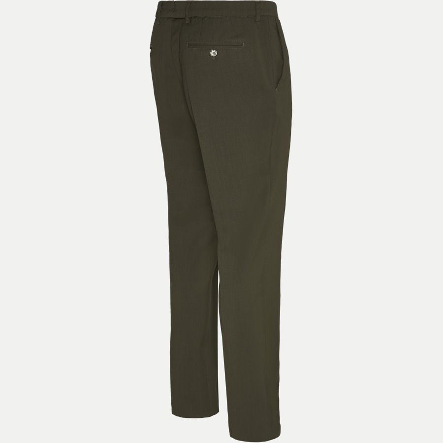 50385153 BARLOW - Barlow Suiting Pants - Bukser - Slim - OLIVEN - 3