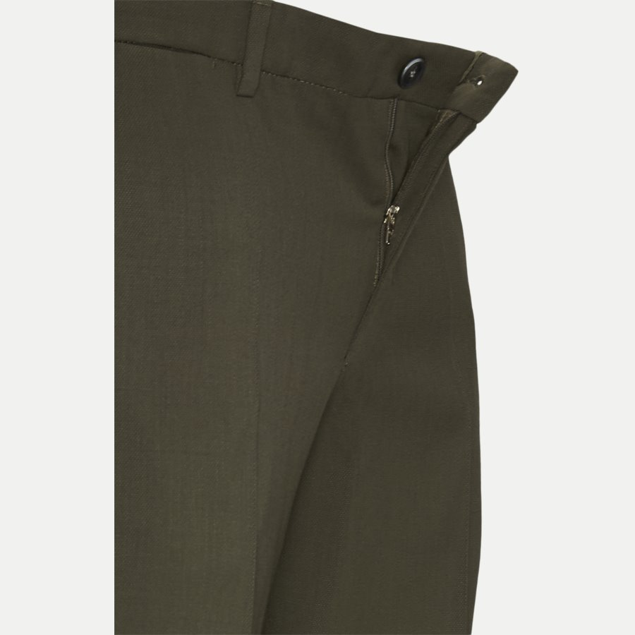 50385153 BARLOW - Barlow Suiting Pants - Bukser - Slim - OLIVEN - 4