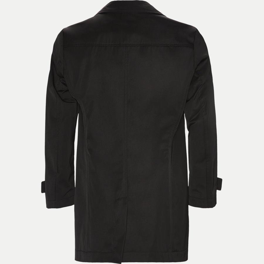 50382072 DAIS - Dias15 Raincoat - Jakker - Slim - SORT - 2