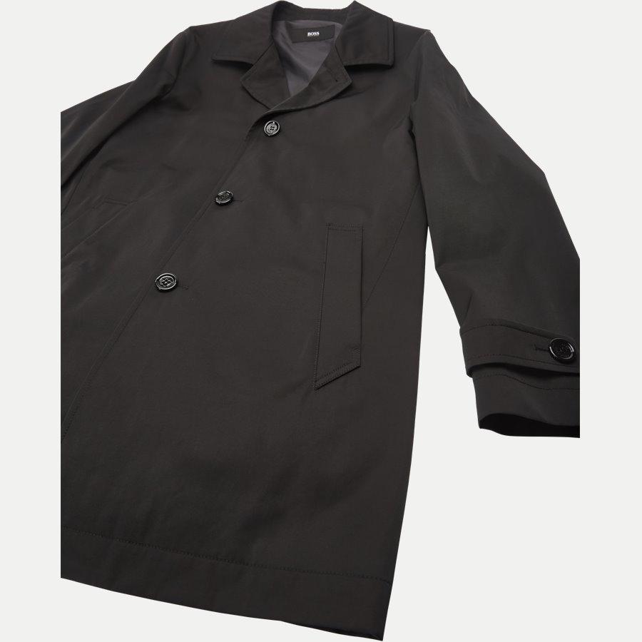 50382072 DAIS - Dias15 Raincoat - Jakker - Slim - SORT - 5