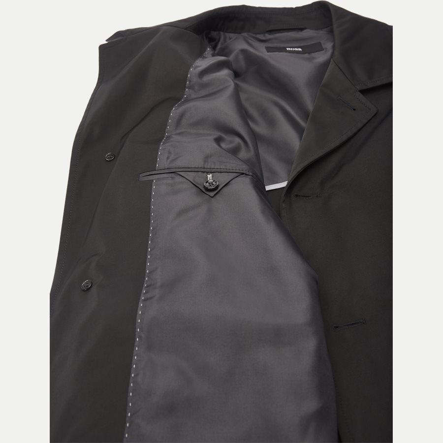 50382072 DAIS - Dias15 Raincoat - Jakker - Slim - SORT - 9