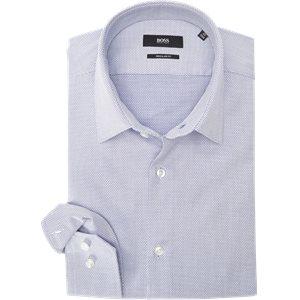 Enzo Skjorte Regular   Enzo Skjorte   Blå