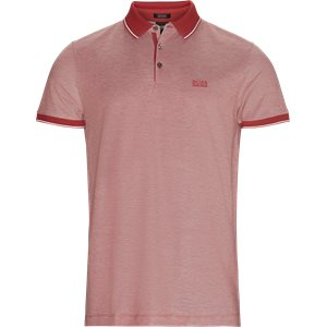 Prout10 Polo T-shirt Regular | Prout10 Polo T-shirt | Rød