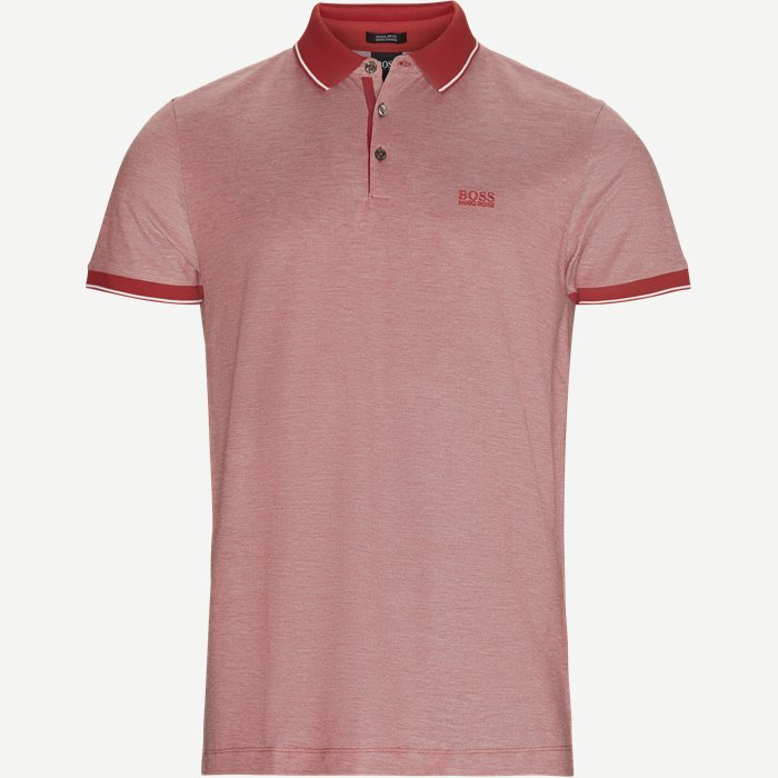 Prout10 Polo T-shirt - T-shirts - Regular - Rød