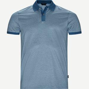 Philipson27 Polo T-shirt Slim | Philipson27 Polo T-shirt | Turkis