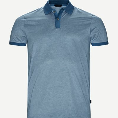 Philipson27 Polo T-shirt Slim | Philipson27 Polo T-shirt | Turkis