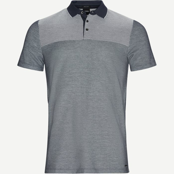 Pack12 Polo T-shirt - T-shirts - Regular - Blå