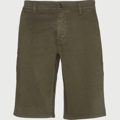 Schino Regular Shorts Regular fit | Schino Regular Shorts | Army
