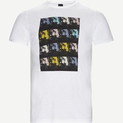 Tarjo2 T-shirt Regular | Tarjo2 T-shirt | Hvid