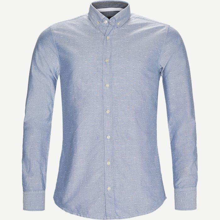Epreppy Skjorte - Skjorter - Slim - Blå