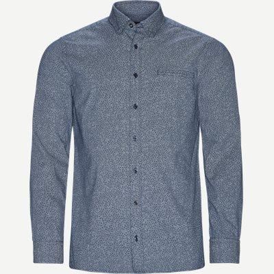 Classy Skjorte Slim | Classy Skjorte | Blå