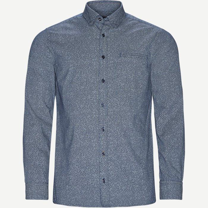 Classy Skjorte - Skjorter - Slim - Blå