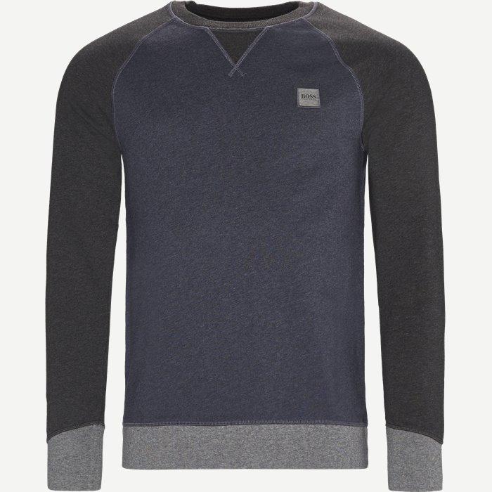 Walkout Sweatshirt - Sweatshirts - Regular - Blå
