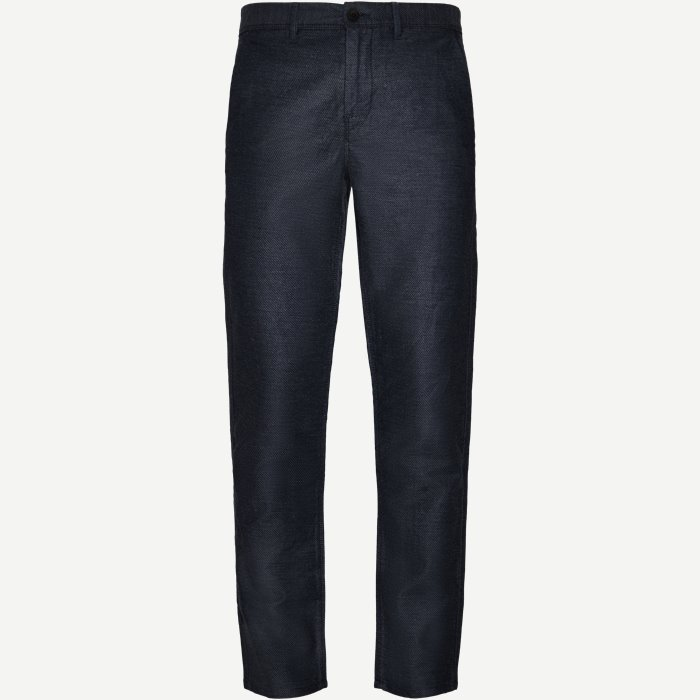 Hosen - Tapered fit - Blau