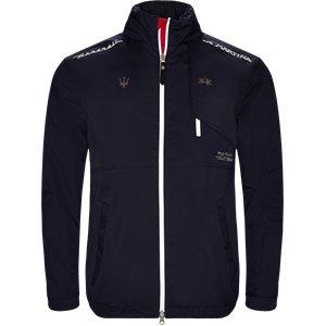 Maserati Vindjakke Regular | Maserati Vindjakke | Blå