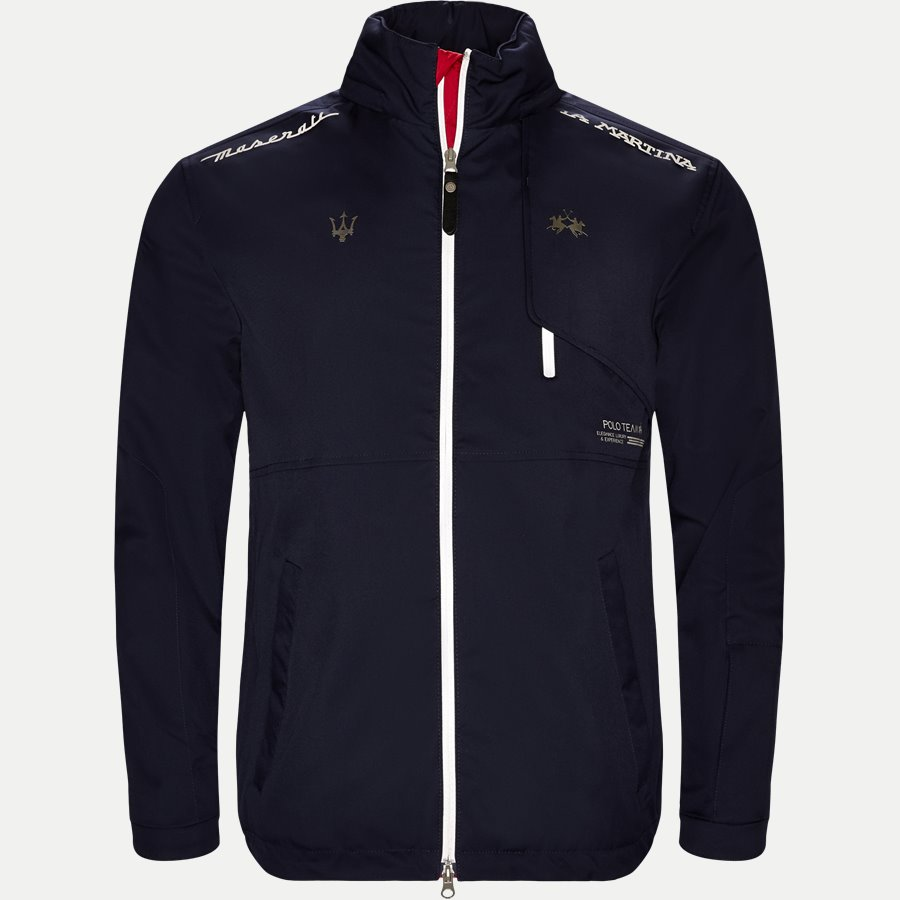 LMOM01-PA096 - Maserati Vindjakke - Jakker - Regular - NAVY - 1