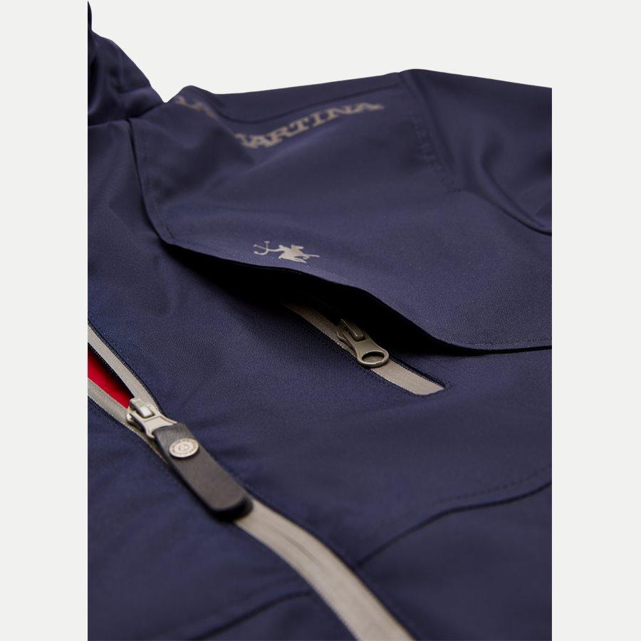 LMOM01-PA096 - Maserati Vindjakke - Jakker - Regular - NAVY - 6