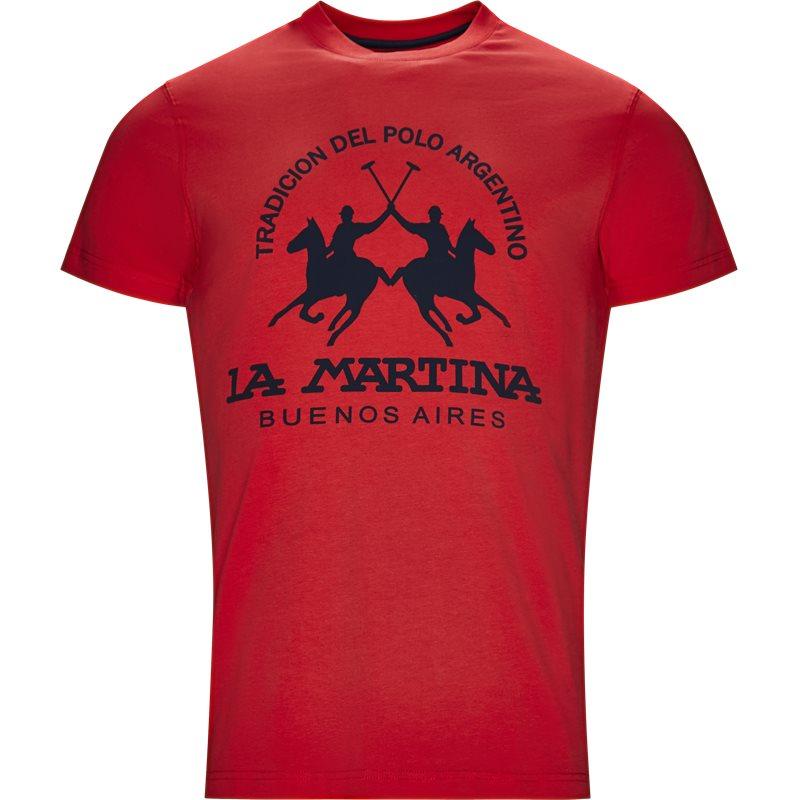 La martina - t-shirt fra la martina på kaufmann.dk