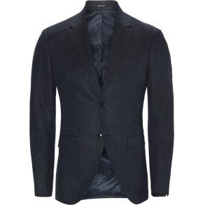Lamonte Blazer Slim | Lamonte Blazer | Blå