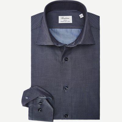 Twofold Super Cotton Skjorte Twofold Super Cotton Skjorte | Blå