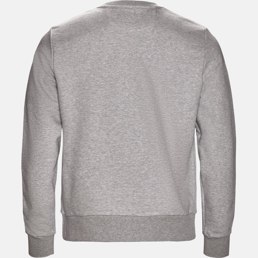 80388 80984 - Sweatshirt - Sweatshirts - Regular fit - GRÅ - 2