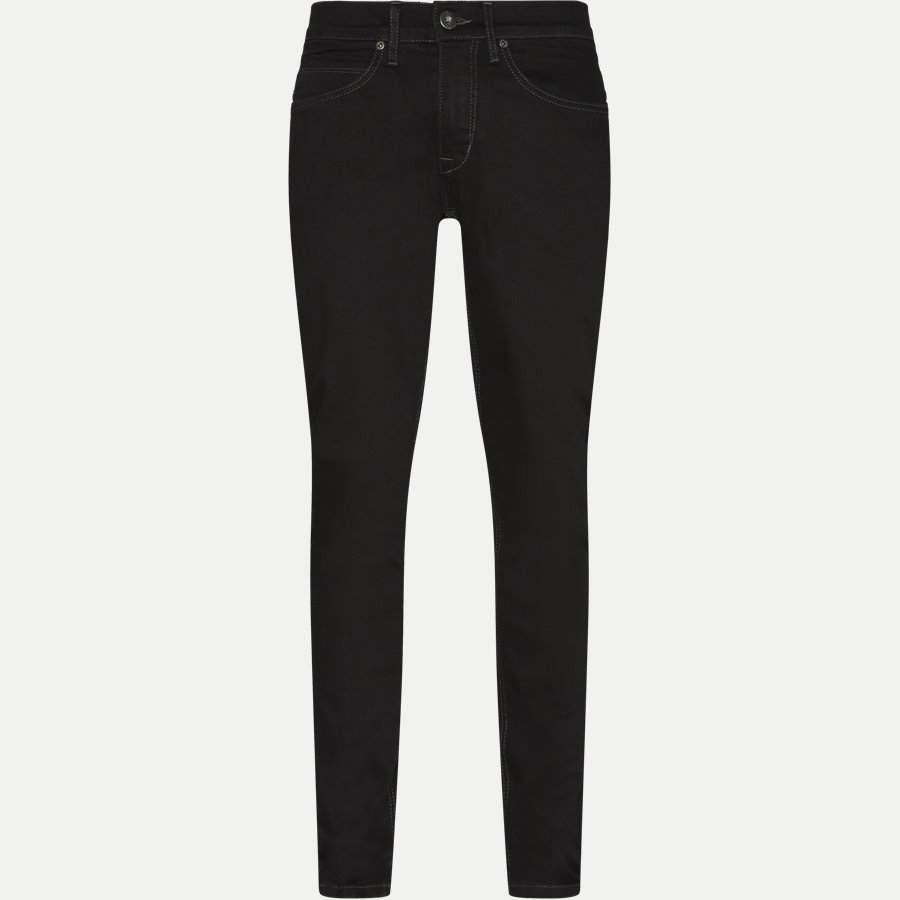 11011 FERRY - Ferry Jeans - Jeans - Regular - SORT - 1