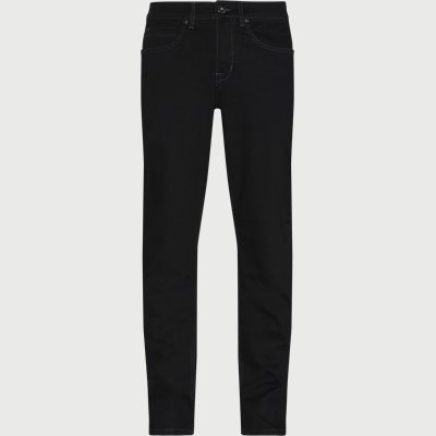 Tapered fit | Jeans | Schwarz