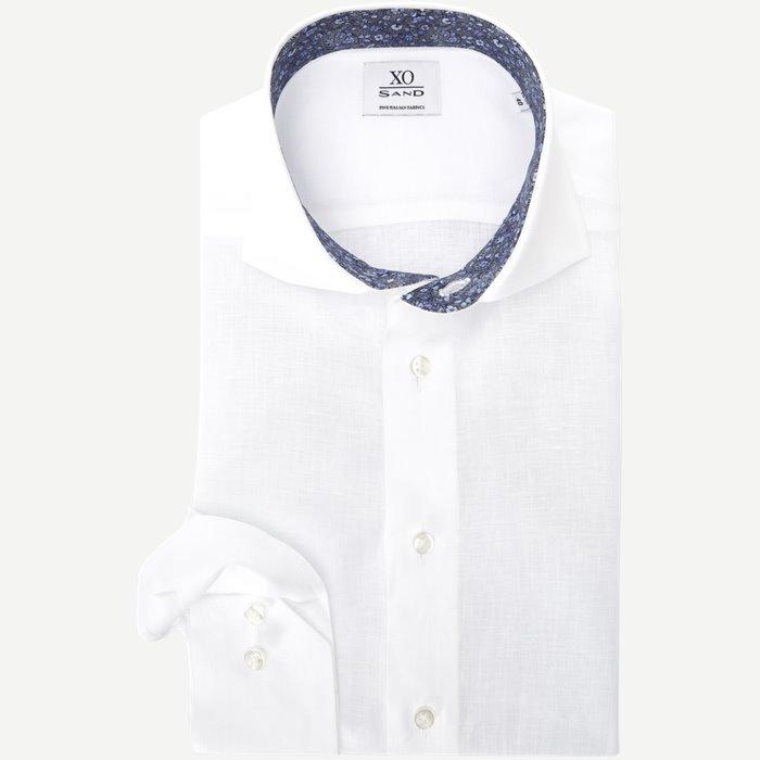 Jake/Gordon Skjorte - Skjorter - Hvid