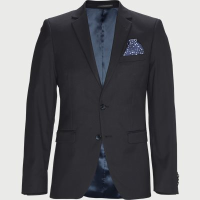 Ward Blazer Slim fit | Ward Blazer | Blå