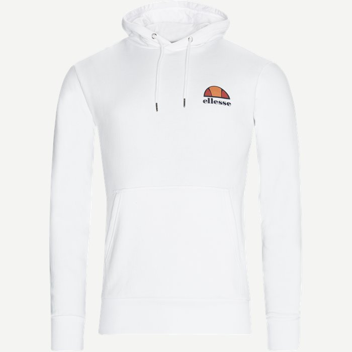 Toce Sweatshirt - Sweatshirts - Regular - Hvid