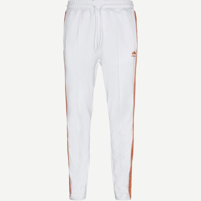 Patrizio Sweatpants - Bukser - Regular - Hvid