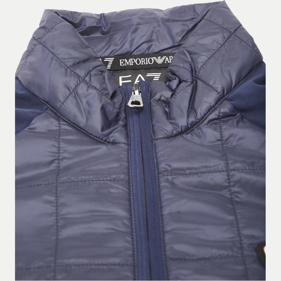 PN34Z-3ZPB21 - Sweatshirt - Sweatshirts - Regular - NAVY - 3