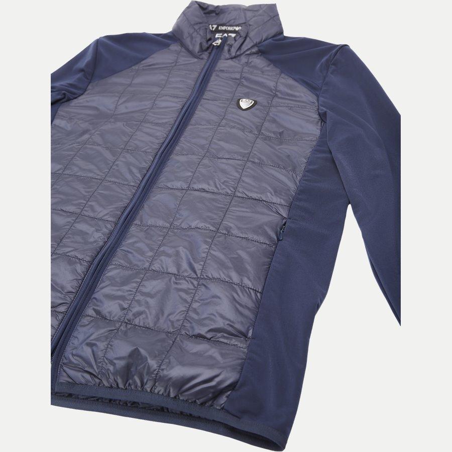 PN34Z-3ZPB21 - Sweatshirt - Sweatshirts - Regular - NAVY - 5